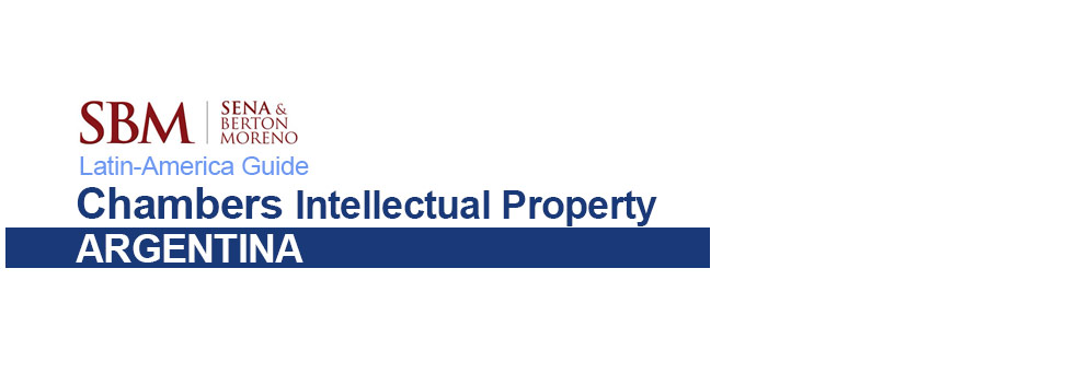 Chambers Intellectual Property Argentina 2016